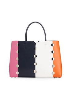 Kate Spade large colorblock satchel bag