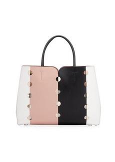 Kate Spade large colorblock satchel bag
