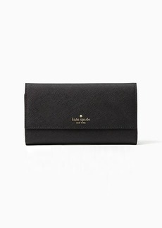 Kate Spade leather iphone 7 & 8 wallet