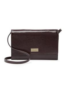leather summer crossbody bag