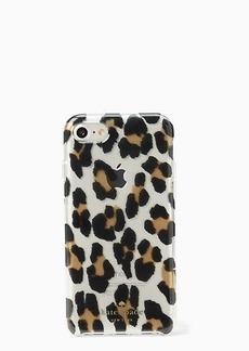 Kate Spade leopard iphone 7 case
