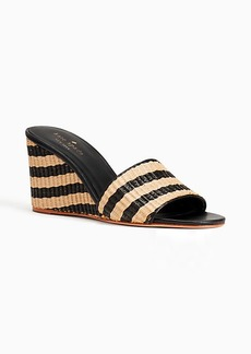 Kate Spade linda wedge sandals