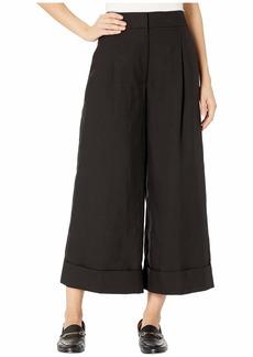 Kate Spade Linen Cuff Pants