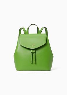 Kate Spade Lizzie Medium Flap Backpack