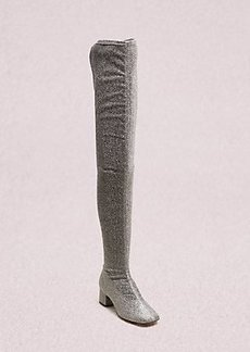 Kate Spade london thigh-high boots