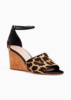 Kate Spade lonnie wedge sandals