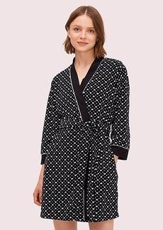 Kate Spade love dot terry robe