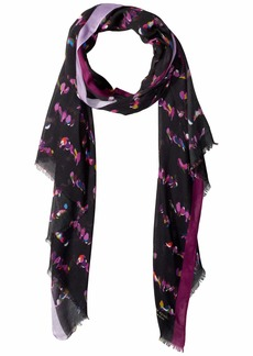 Kate Spade Loves Birds Oblong Scarf
