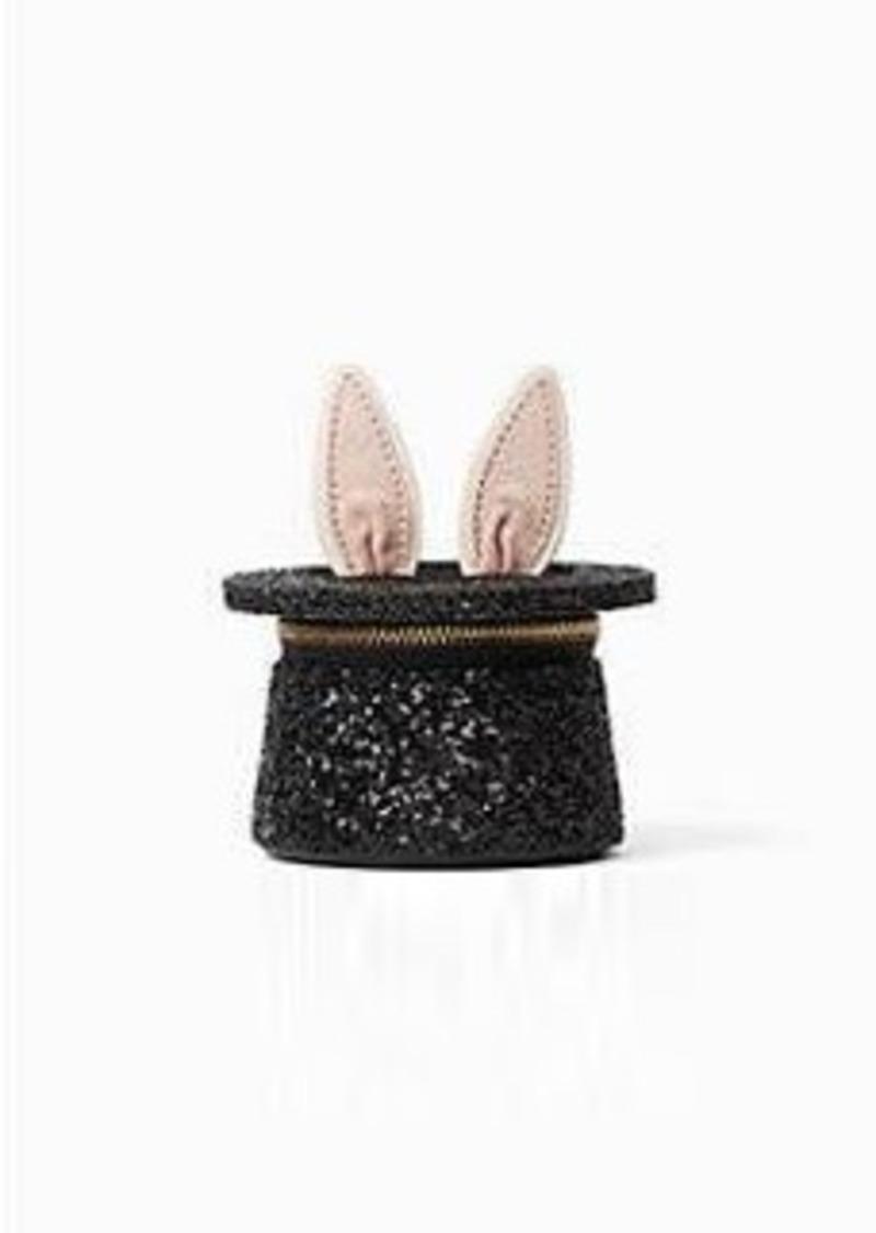 Kate Spade make magic magic hat coin purse