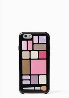 Kate Spade makeup palette iphone 6 case