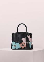 Kate Spade margaux brush bloom medium satchel
