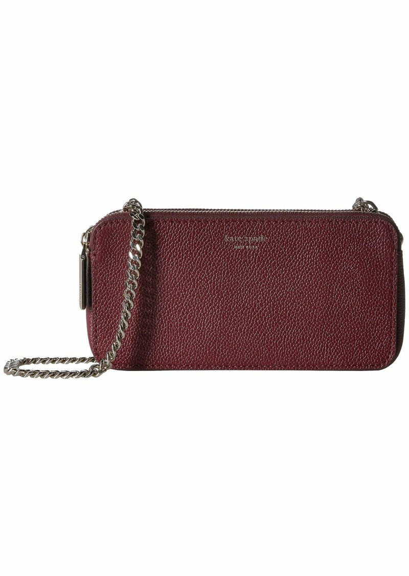 Kate Spade Margaux Double Zip Mini Crossbody