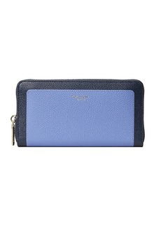 Kate Spade Margaux Leather Zip-Around Wallet