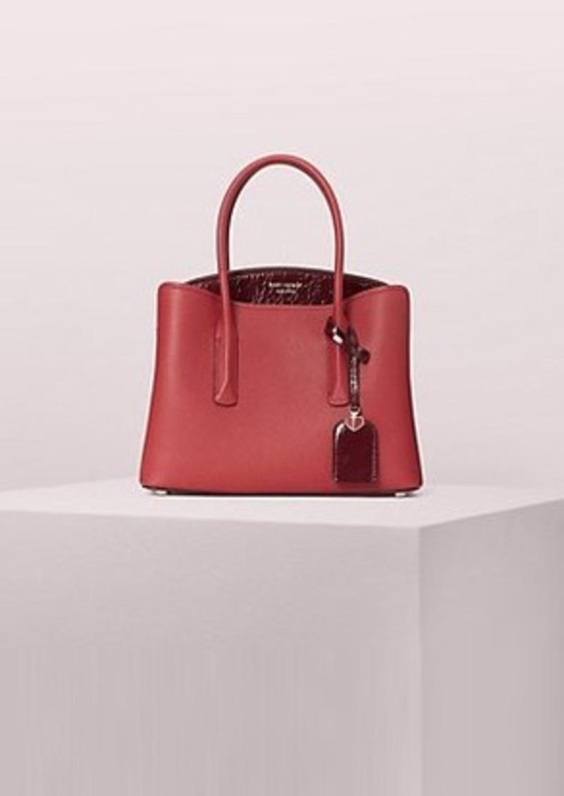 Kate Spade margaux patent medium satchel