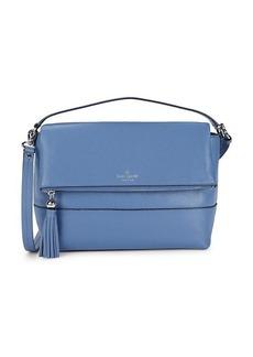 Maria Leather Crossbody Bag