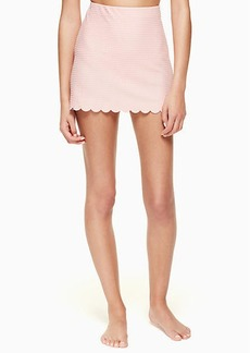 Kate Spade marina piccola cover-up skirt
