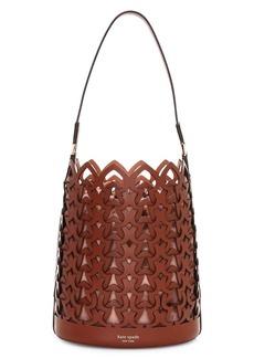 Kate Spade Medium Dorie Leather Bucket Bag