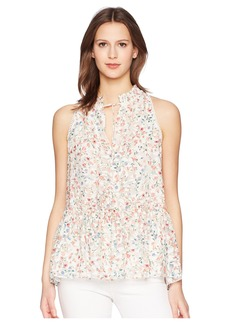 Kate Spade Mini Bloom Burnout Top