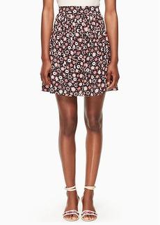 mini casa flora skirt