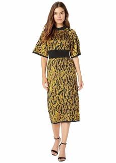 Kate Spade Mock Neck Sweater Dress