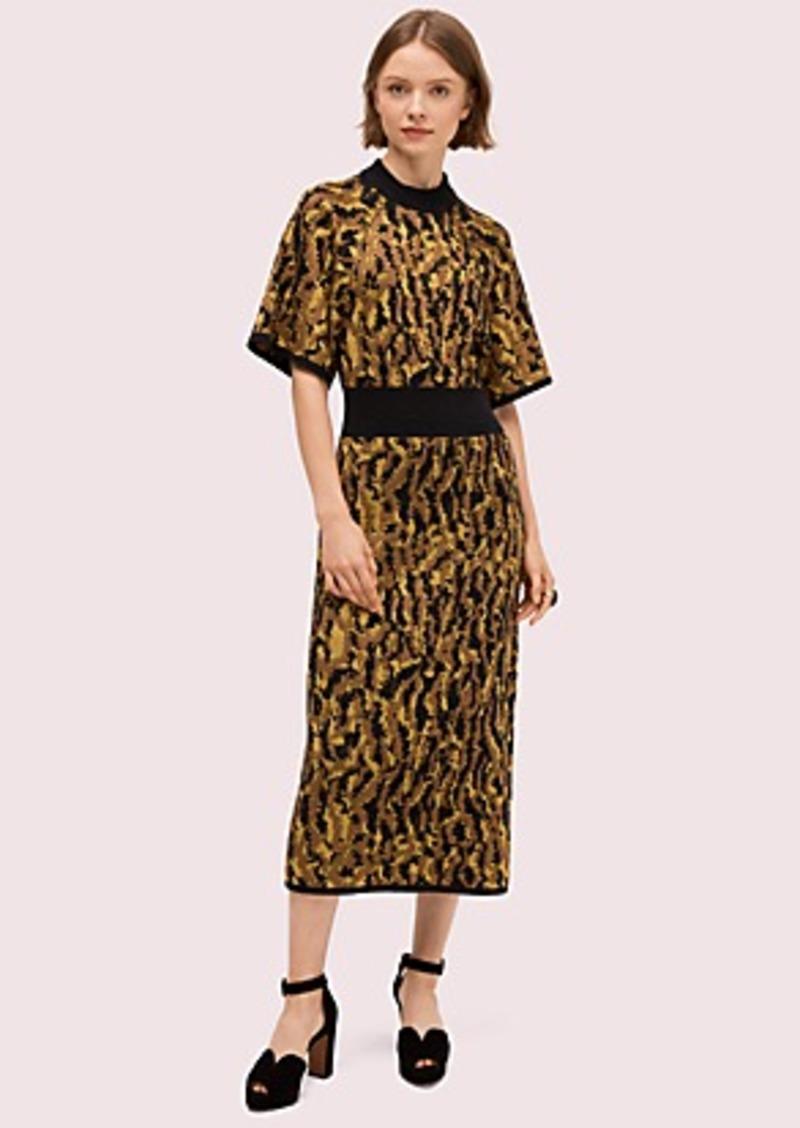 Kate Spade mockneck sweater dress