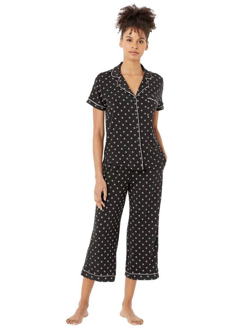 Kate Spade Modal Jersey Capris PJ Set