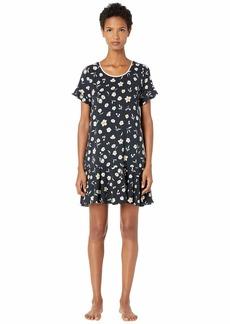 Kate Spade Modal Jersey Night Flora Sleepshirt