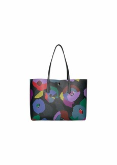Kate Spade Molly Floral Collage Large Tote