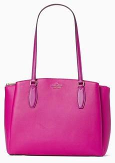 Kate Spade monet large triple compartment tote