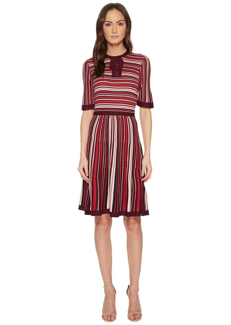 f8464a2853b5 Kate Spade Multi Stripe Sweater Dress