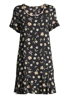 Kate Spade Night Flora Sleepshirt