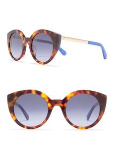Kate Spade norina 50mm cat eye sunglasses