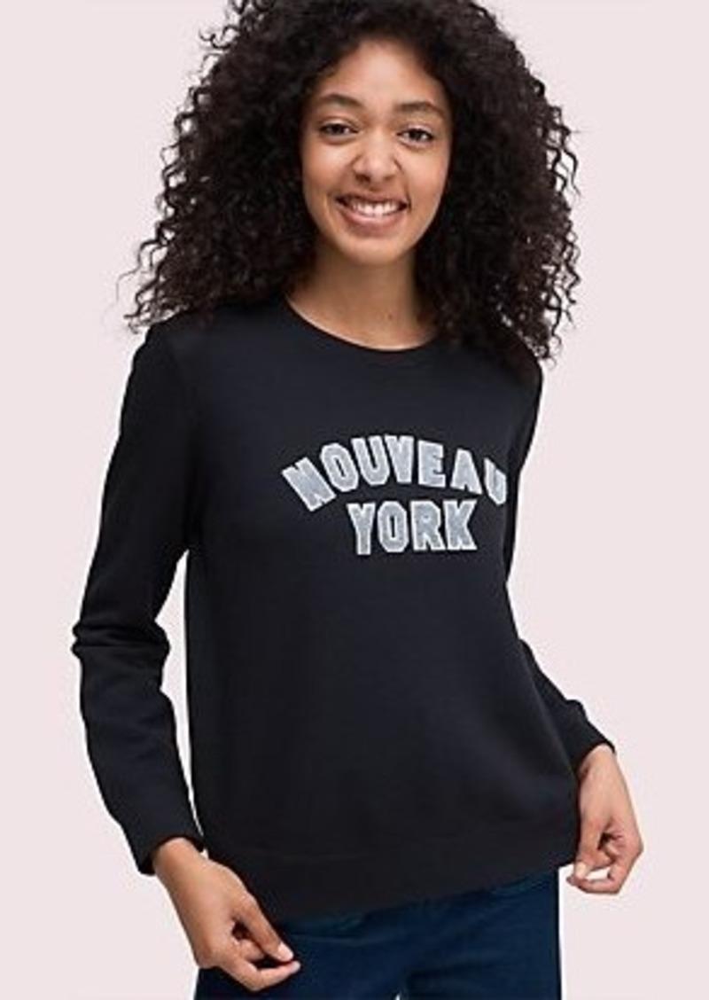 Kate Spade nouveau york sweatshirt