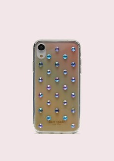Kate Spade ombre lia dot iphone xr case