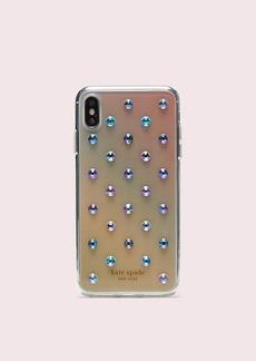 Kate Spade ombre lia dot iphone xs max case