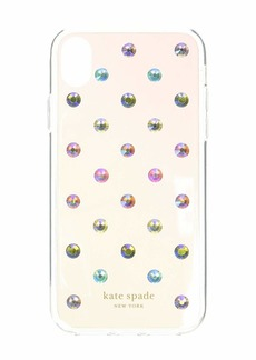 Kate Spade Ombre Lia Dot Phone Case for iPhone XR
