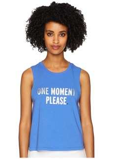 Kate Spade One Moment Please Tank Top