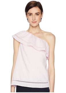 Kate Spade One Shoulder Top