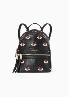 out of the woods fox mini convertible backpack