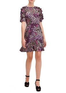Kate Spade Pacific Petals Mini Dress