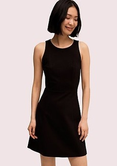 Kate Spade paneled ponte dress