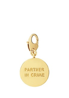 Kate Spade partners in crime charm