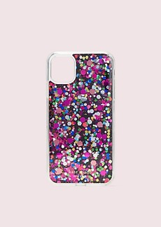 Kate Spade party confetti iphone 11 case