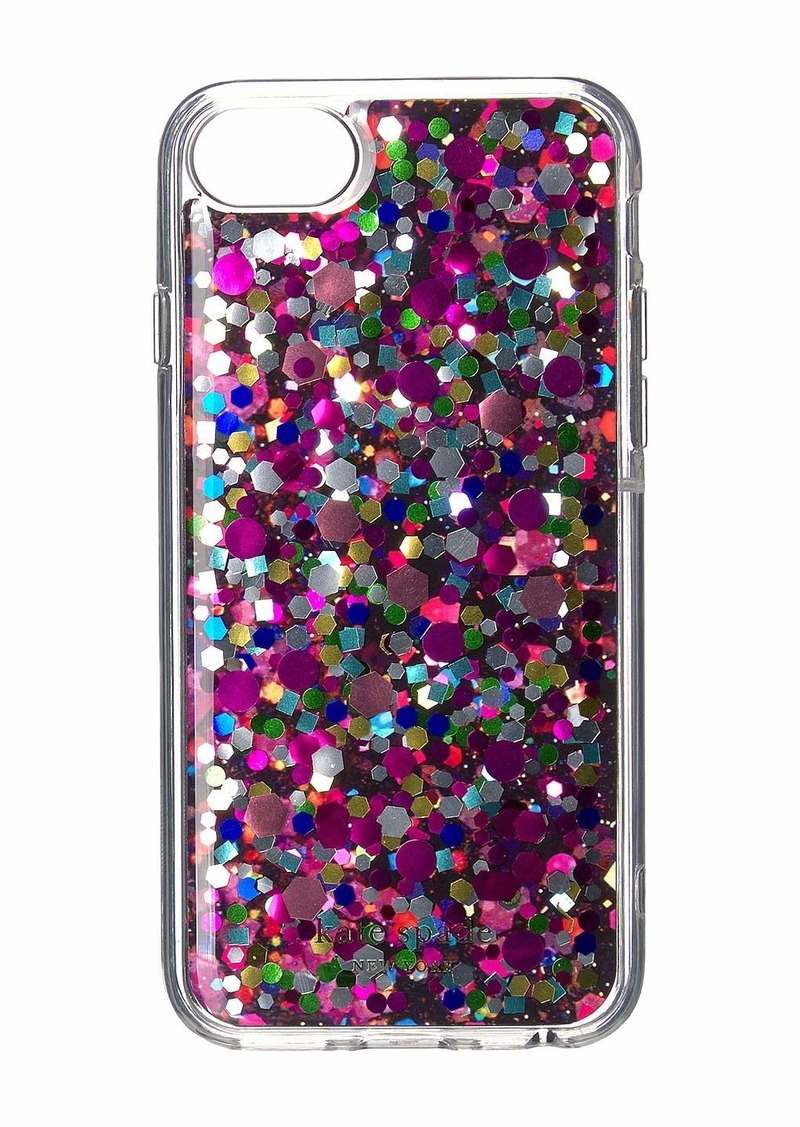 Kate Spade Party Confetti Phone Case for iPhone 8