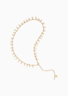 pearl chain belt