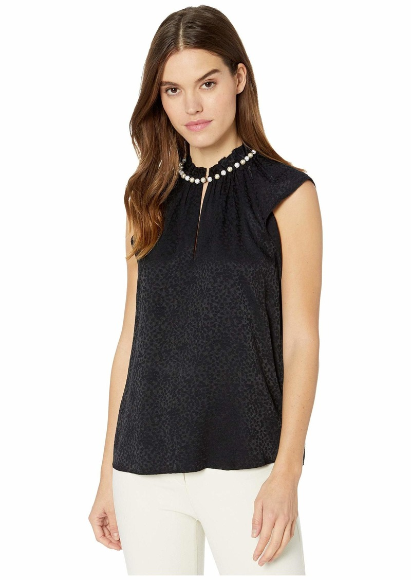 Kate Spade Pearl Neck Shell