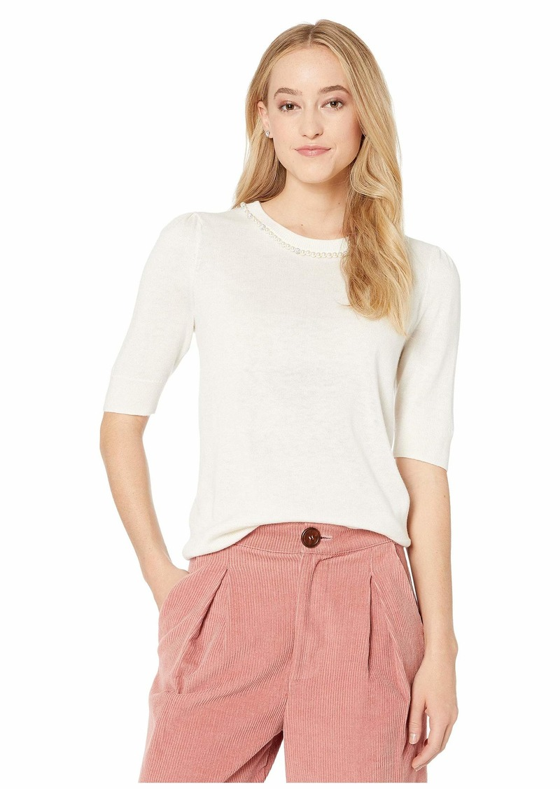 Kate Spade Pearl Pave Sweater