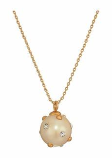 Kate Spade Pearls Pearls Pearls Pearl Mini Pendant Necklace