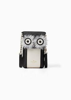 Kate Spade penguin iphone crossbody