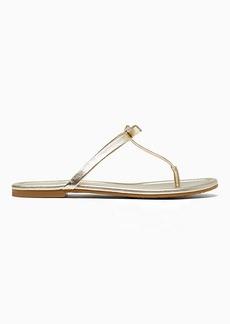 Kate Spade Peplum Sandals